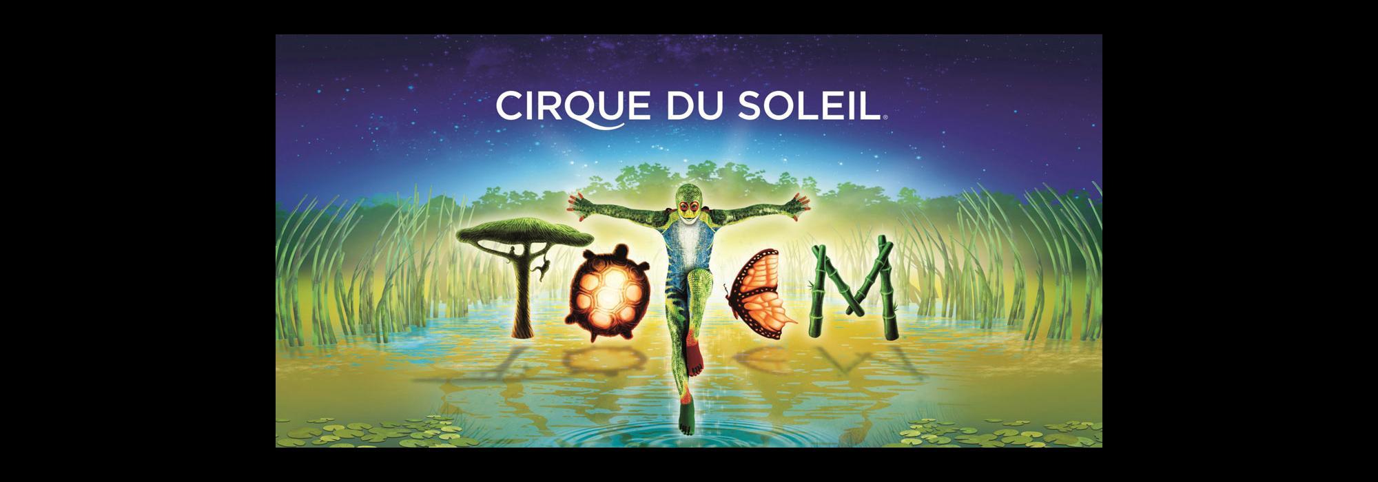 Circo del sol Totem